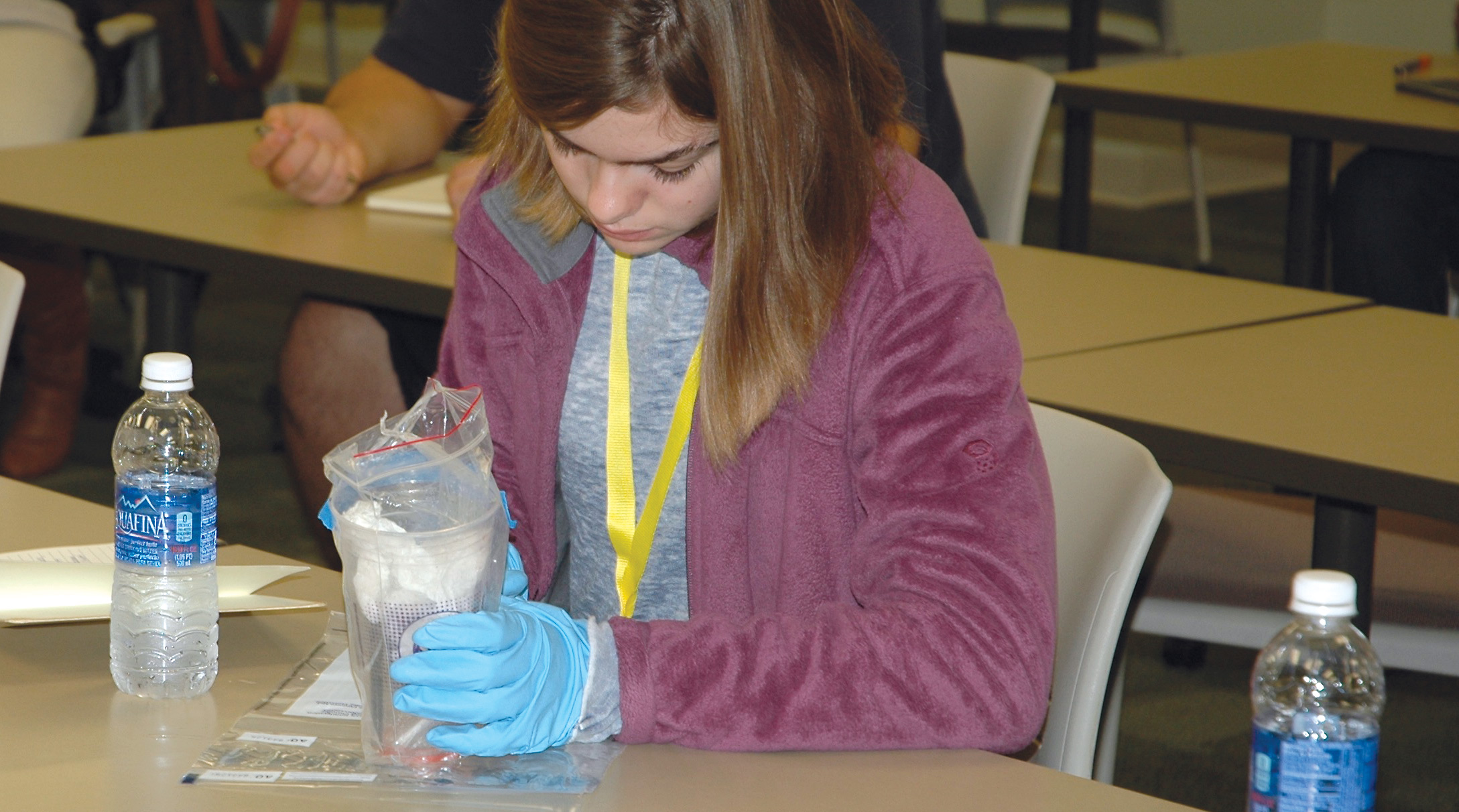 Criminal Justice Program Event at Medaille College