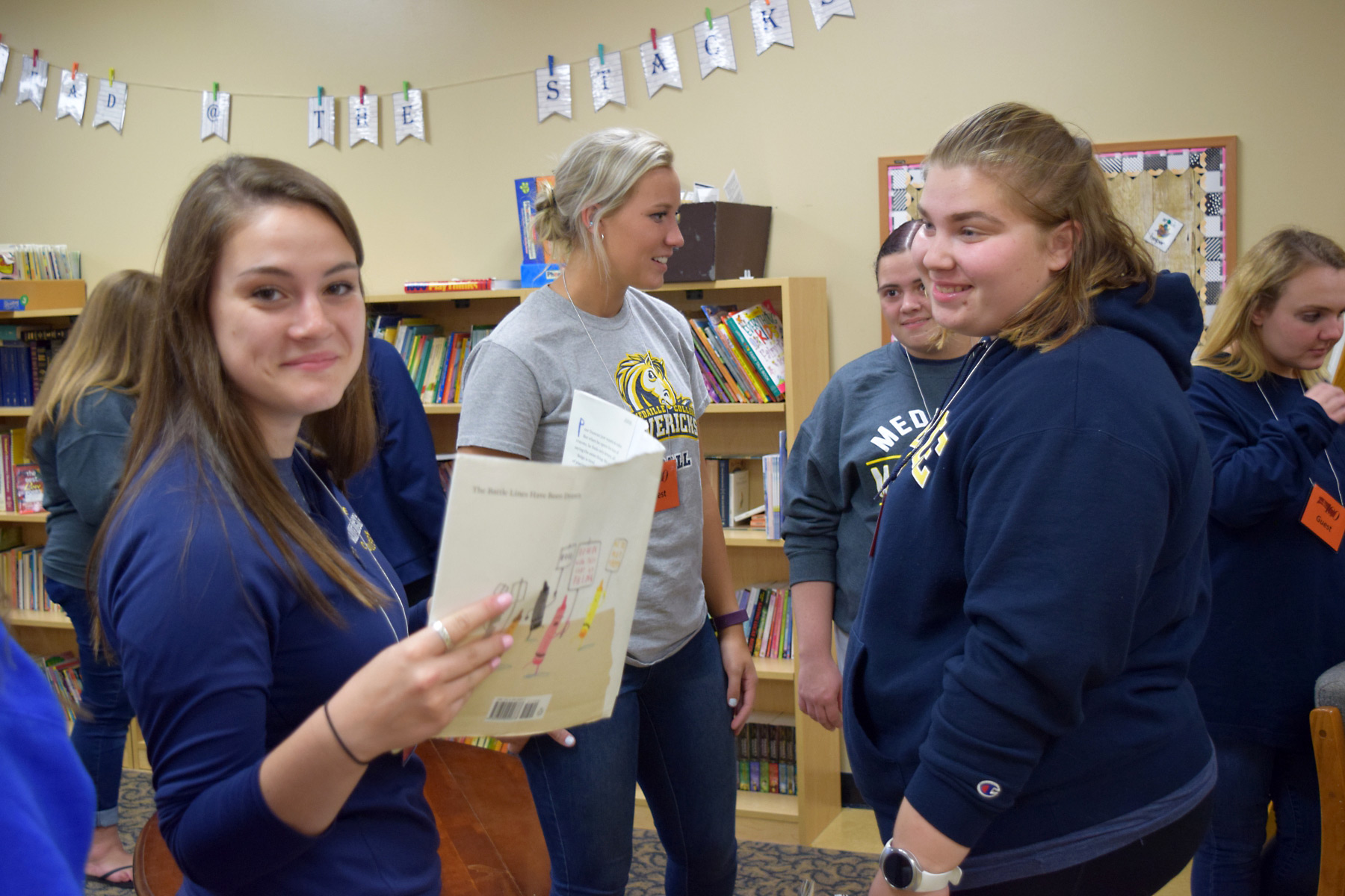 Medaille College Community-Based Learning Event