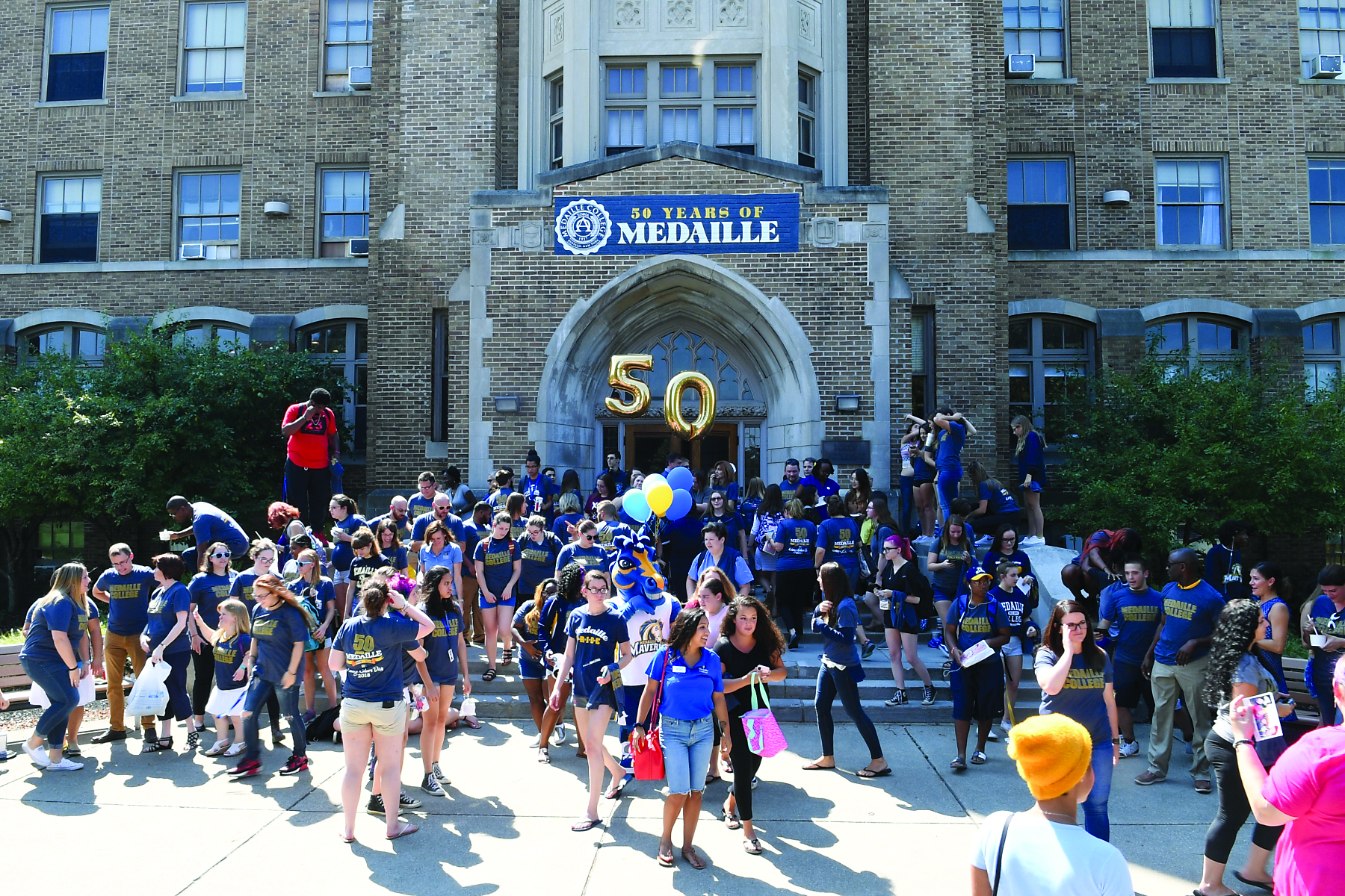 Medaille College Celebration 2018