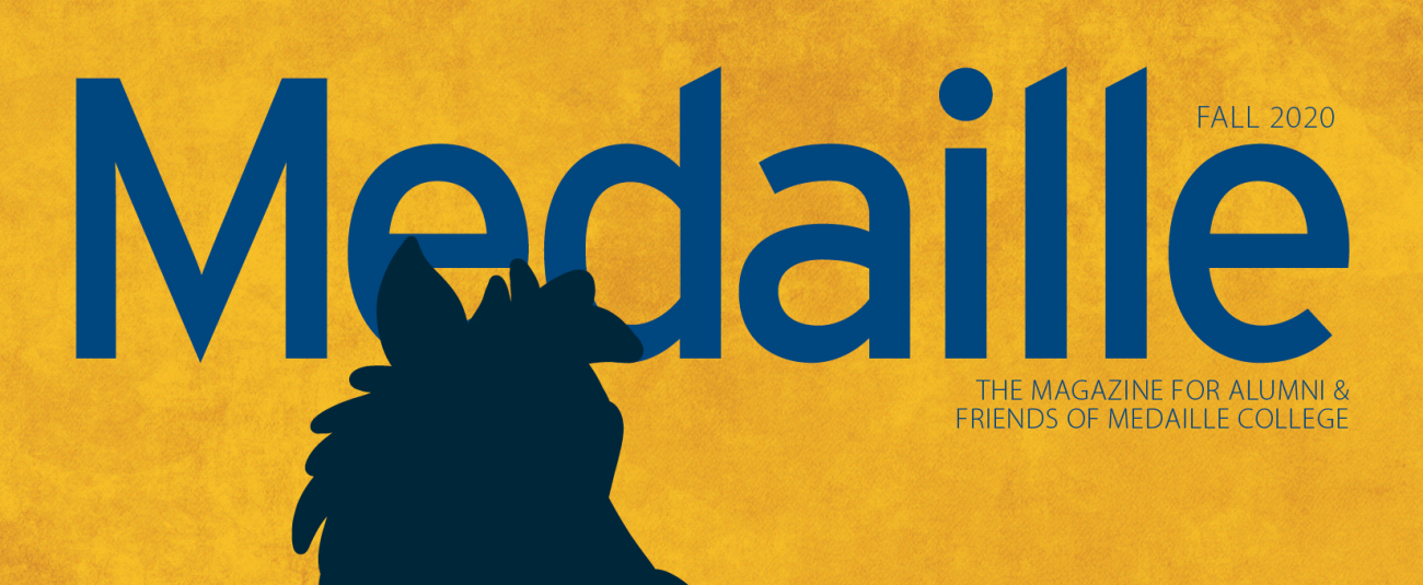 Fall 2020 Medaille Magazine Amplifies Student & Staff Voices as the Nation Faces a Call for Change